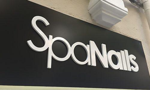 Logo spanails